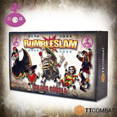 Calaca Cabala - RUMBLESLAM Wrestling