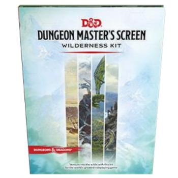 Dungeons & Dragons D&D Dungeon Master's Screen Wilderness Kit - EN