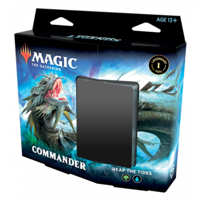 Commander Legends - Commander Deck - Reap the Tides - EN