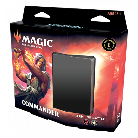 Commander Legends - Commander Deck - Arm for Battle - EN