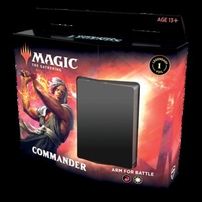 Commander Legends - Commander Deck - Arm for Battle - EN