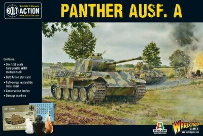 Panther Ausf. A - Bolt Action - Warlord Games