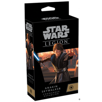 Star Wars Legion: Anakin Skywalker Expansion - DE - Fantasy Flight Games