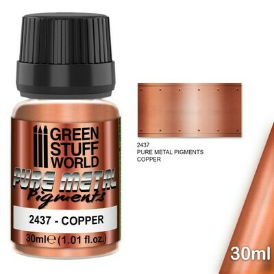 Pure Metal Pigments KUPFER - Greenstuff World