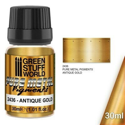 Pure Metal Pigments ANTIKES GOLD - Greenstuff World