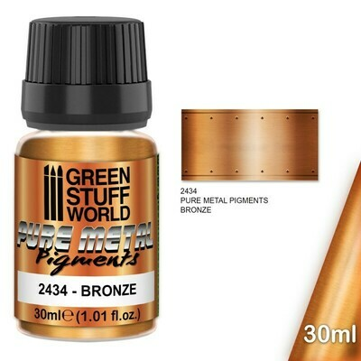 Pure Metal Pigments BRONZE - Greenstuff World