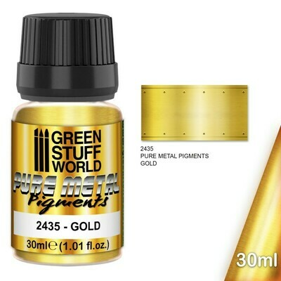 Pure Metal Pigments GOLD - Greenstuff World