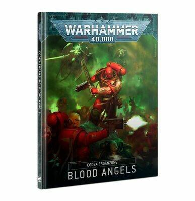 Codex-Ergänzung: Blood Angels (Deutsch) - Warhammer 40.000 - Games Workshop