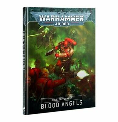 Codex Supplement: Blood Angels (Englisch) - Warhammer 40.000 - Games Workshop