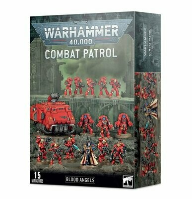 Kampfpatrouille: Blood Angels Combat Patrol - Warhammer 40.000 - Games Workshop