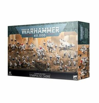 Battleforce des Sternenreichs der T'au – Sternpulskader - Warhammer 40.000 - Games Workshop