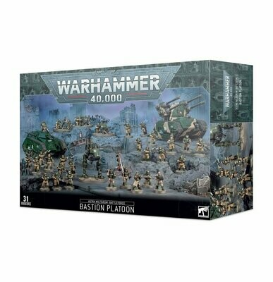 Battleforce: Astra Militarum Bastion Platoon - Warhammer 40.000 - Games Workshop