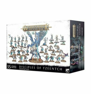 Battleforce der Disciples of Tzeentch – Das Schicksalsgebundene Heer - Warhammer 40.000 - Games Workshop