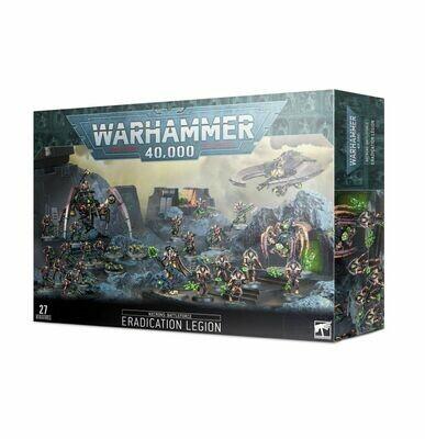 Battleforce der Necrons: Auslöscherlegion - Warhammer 40.000 - Games Workshop