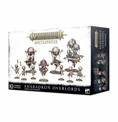 Battleforce der Kharadron Overlords – Himmelsflotte von Barak-Nar- Warhammer 40.000 - Games Workshop