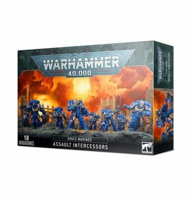 Sturm-Intercessoren Assault Intercessors Space Marines - Warhammer 40.000 - Games Workshop