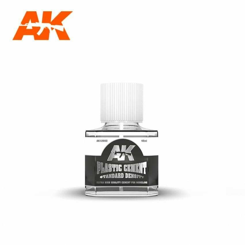 PLASTIC CEMENT STANDARD DENSITY - AK Interactive