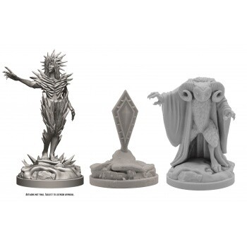 D&D Icewind Dale: Rime of the Frostmaiden - Auril (3 figures) - Dungeons&Dragons