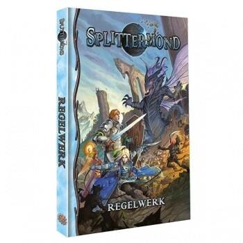 Splittermond - Die Regeln 2. Auflage - DE