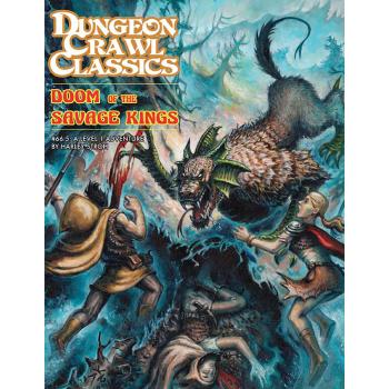 Dungeon Crawl Classics #66.5 Doom of the Savage Kings - EN