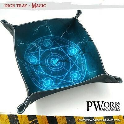 Dice Tray - Magic - PWork Wargames