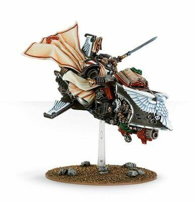 MO: Sammael (Corvex) Dark Angels - Warhammer 40.000 - Games Workshop