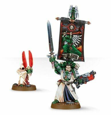 MO: Azrael, Oberster Großmeister der Dark Angels Supreme Grand Master - Space Marines - Warhammer 40.000 - Games Workshop