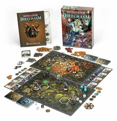 Warhammer Underworlds: Direchasm (Starter) DEUTSCH - Warhammer Underworlds - Games Workshop