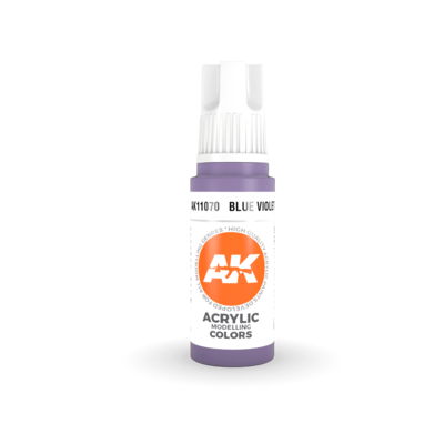 BLUE VIOLET – STANDARD-(3rd-Generation)-(17mL) - AK Interactive