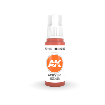 Blood Red – STANDARD(3rd-Generation)-(17mL) - AK Interactive