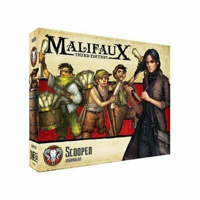 Malifaux 3rd Edition - Scooped - EN - Wyrd
