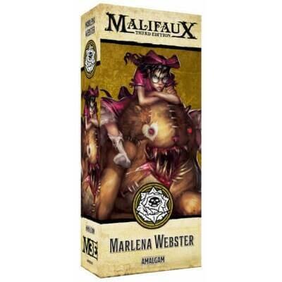 Malifaux 3rd Edition - Marlena Webster - EN - Wyrd