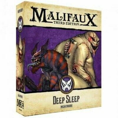 Malifaux 3rd Edition - Deep Sleep - EN - Wyrd