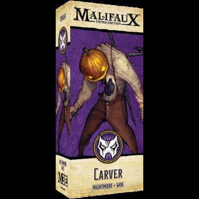 Malifaux 3rd Edition - Carver - EN - Wyrd