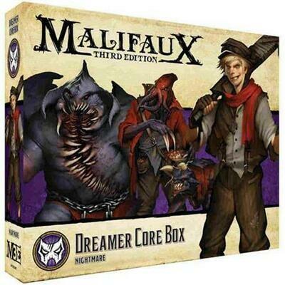 Malifaux 3rd Edition - Dreamer Core Box - EN - Wyrd