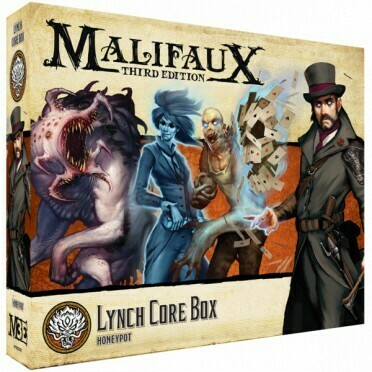 Malifaux 3rd Edition - Lynch Core Box - EN - Wyrd