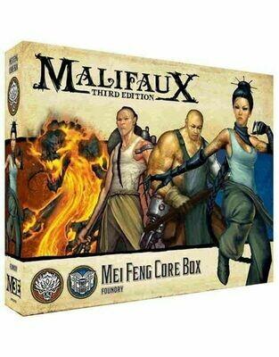 Malifaux 3rd Edition - Mei Feng Core Box - EN - Wyrd