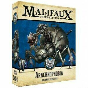 Malifaux 3rd Edition - Arachnophobia - EN - Wyrd