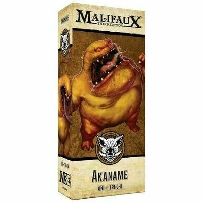 Malifaux 3rd Edition - Akaname - EN - Wyrd