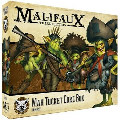 Malifaux 3rd Edition - Mah Tucket Core Box - EN - Wyrd