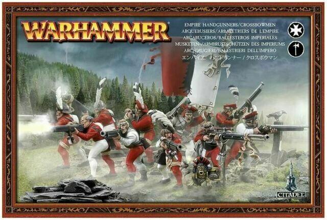 MO: Freeguild Handgunners - Cities of Sigmar - Warhammer Age of Sigmar - Games Workshop
