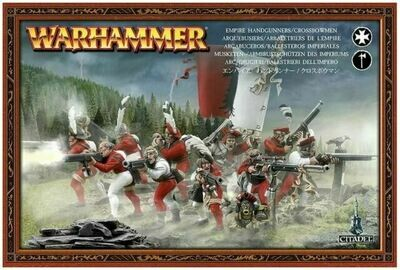 MO: Freeguild Handgunners - Cities of Sigmar - Warhammer Age of Sigmar - Games Workshop