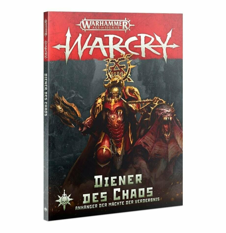 Warcry: Schergen Diener des Chaos- Warhammer - Games Workshop