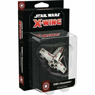 Star Wars X-Wing X-Wing TFAT/I-Kanonenboot Deutsch