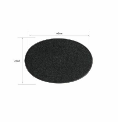 Citadel 105x70mm Oval Bases (1x) - Games Workshop