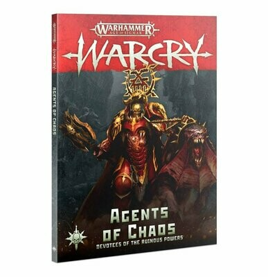 Warcry: Agents of Chaos (Englisch) - Warhammer - Games Workshop