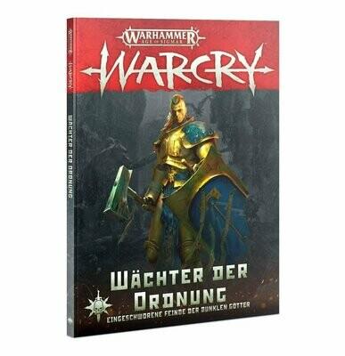 Warcry: Wächter der Ordnung - Warhammer - Games Workshop