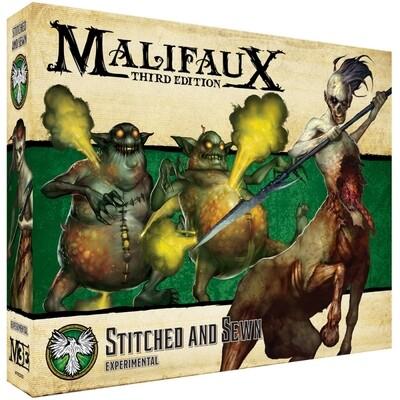 Malifaux 3rd Edition - Stiched and Sewn - EN - Wyrd