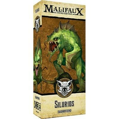 Malifaux 3rd Edition - Silurids - EN - Wyrd