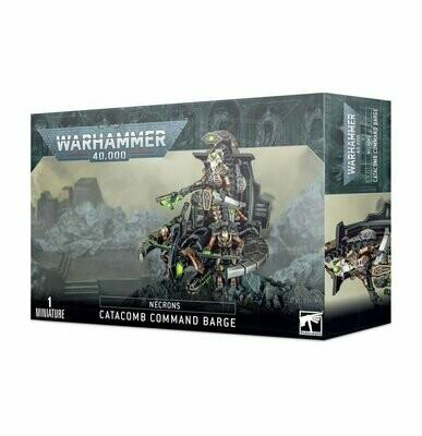 Catacomb Command Barge Kommandogleiter - Necrons -Warhammer 40.000 - Games Workshop